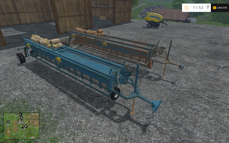 8m seeder ls15 withoutwsb pack 8m Seeder LS15 WithoutWSB PACK V 1.0