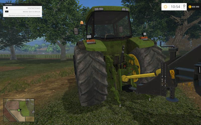 John Deere 8410 V1 0 Farming Simulator 2015 Mods