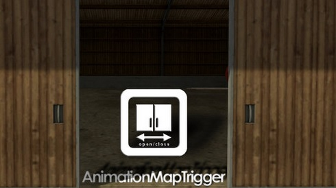 Animation Map Trigger V 1.0.2 Animation Map Door Trigger V 1.0.2