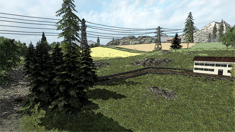 bergtal 2015 Mountain Valley Map V 1.2