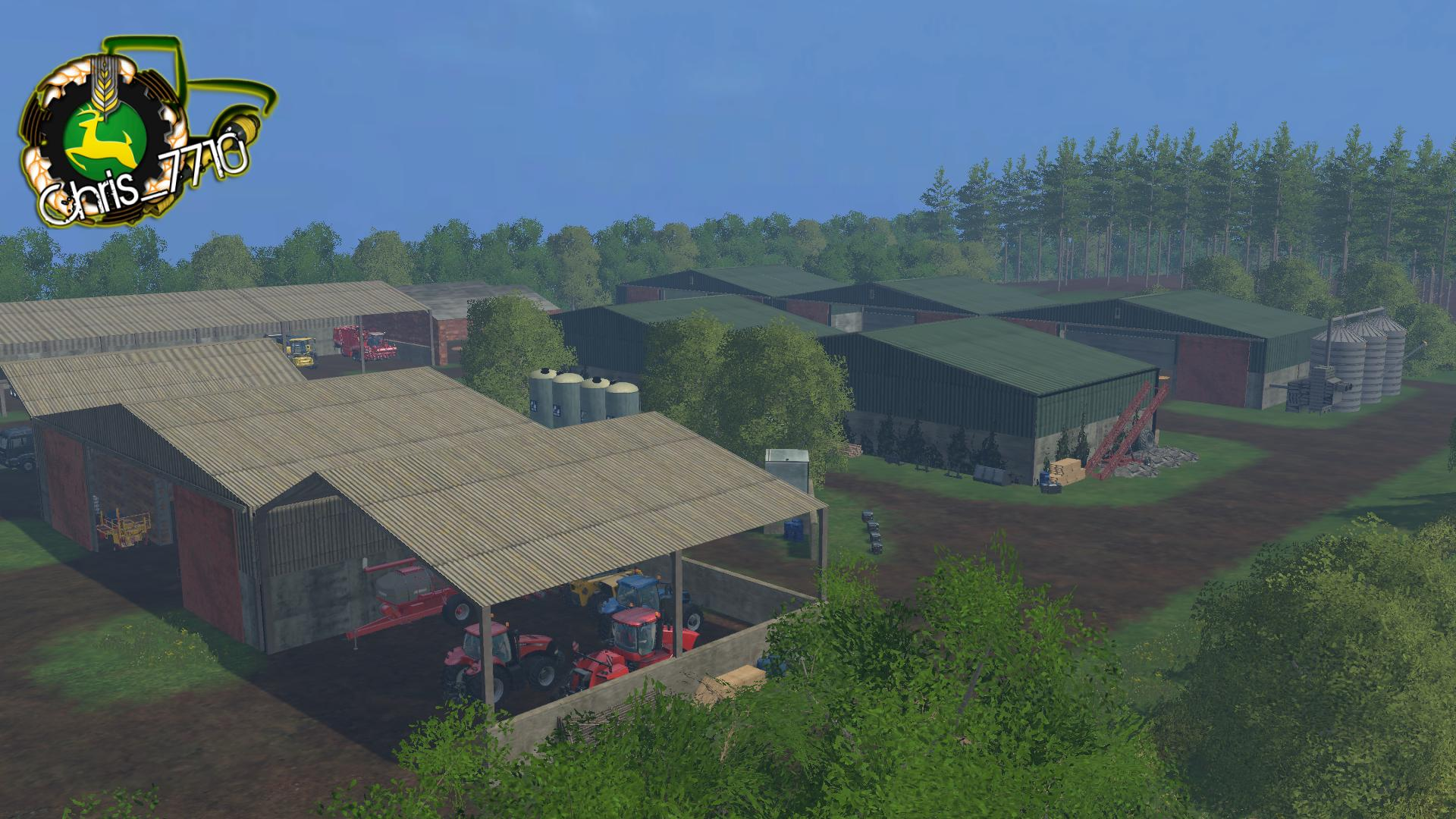 Карты Farming Simulator 2013